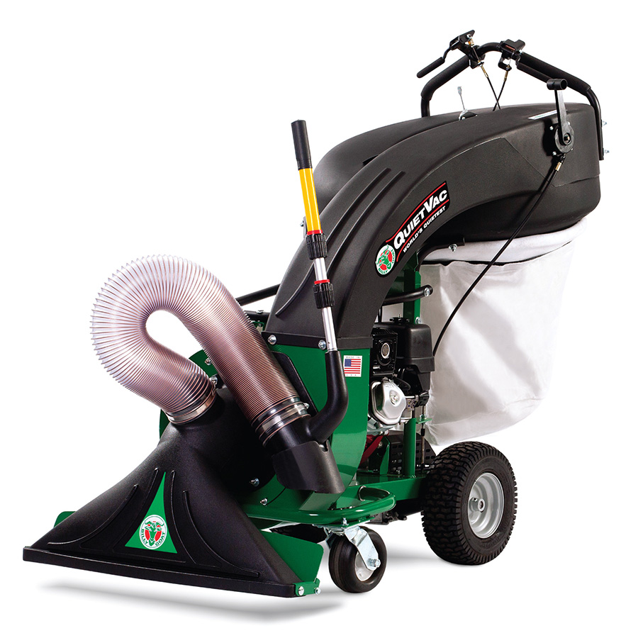 QV QUIET VAC™ Industrial Duty Vacuums