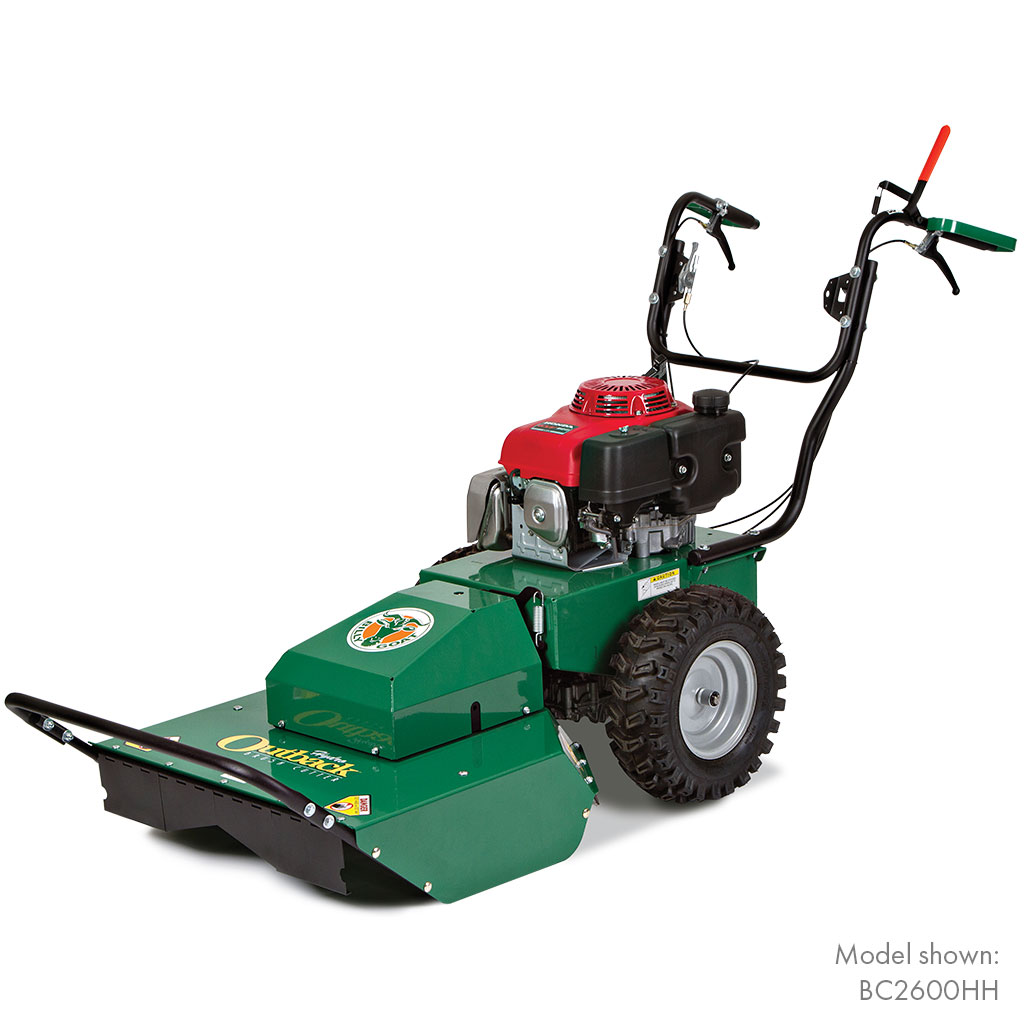 BC2600HEBH - BC Pivoting Deck Brushcutters | Billy Goat