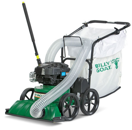 Outdoor Lawn & Leaf Vacuums