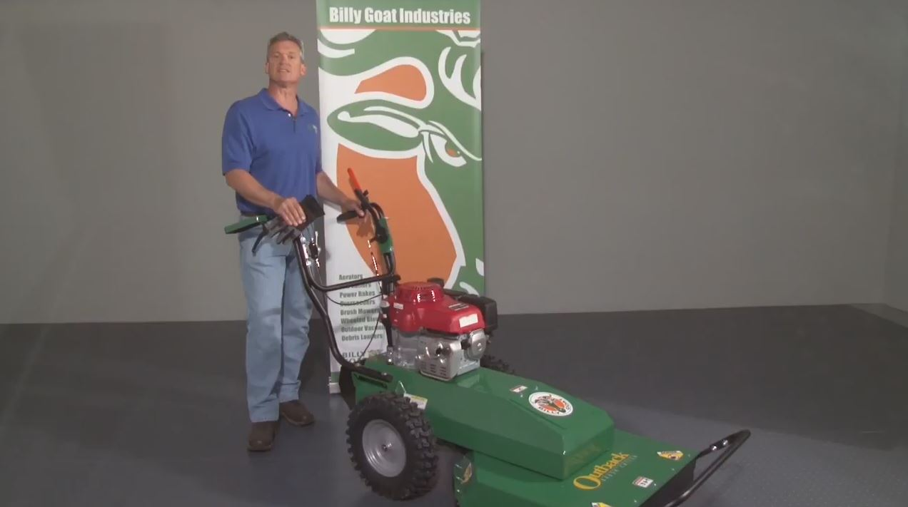 BC2600 Brushcutter | Billy Goat