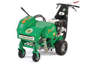 Commercial Lawn Aerators by Billy Goat