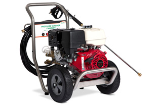 Commercial Pressure Washers by Billy Goat