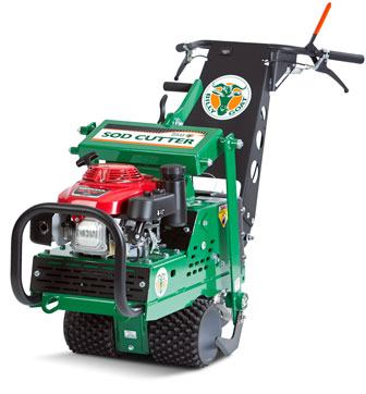 18 HydroDrive Sod Cutter for Golf Applications