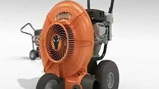Force 6 HP Wheeled Blower | Billy Goat