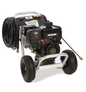 2,500 PSI Commercial Grade Gas Pressure Washer
