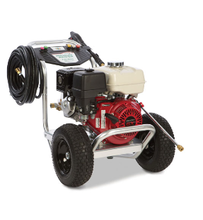 3,700 PSI Commercial Grade Gas Pressure Washer