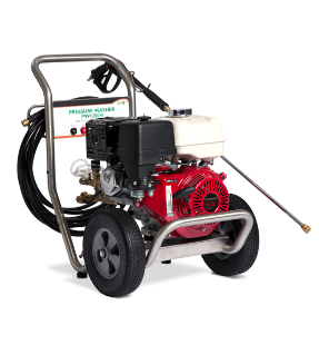 4000 PSI Commercial Grade Gas Pressure Washer